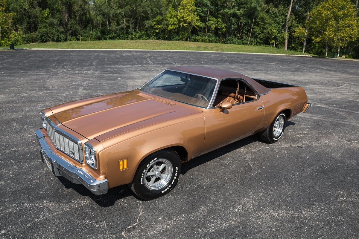 1975 Chevrolet El Camino Fast Lane Classic Cars