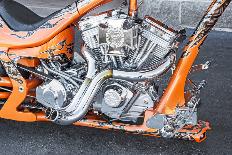 2006 Custom Chopper