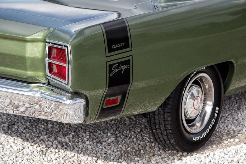1969 Dodge D-Dart