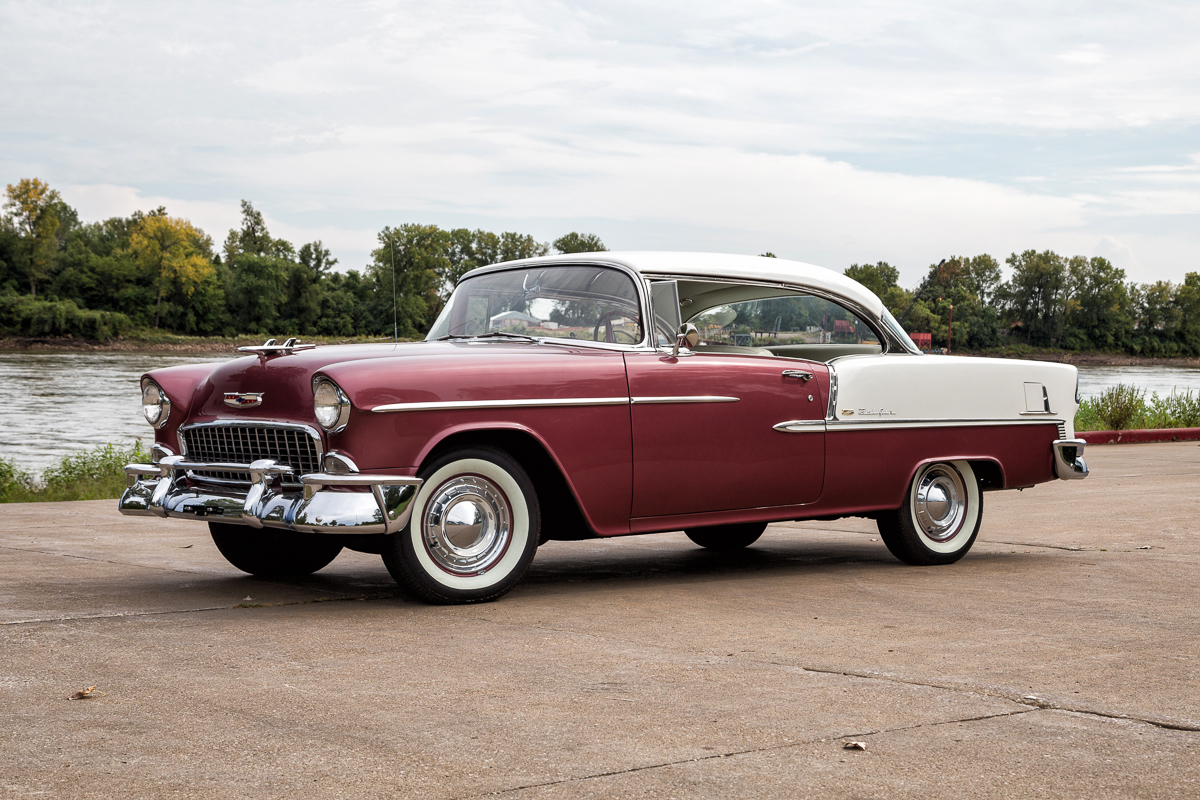 New Chevy Cars >> 1955 Chevrolet Bel Air | Fast Lane Classic Cars
