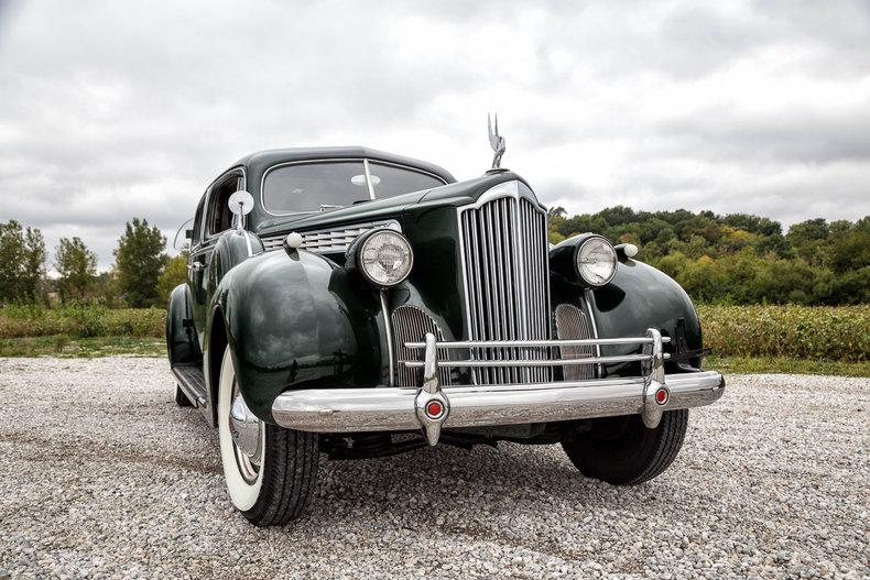1940 Packard Super 8