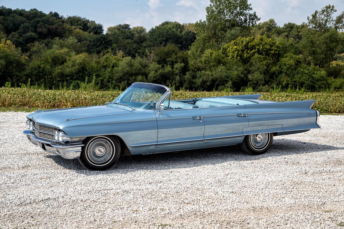 1962 Cadillac Deville Convertible - Wiring Diagrams •