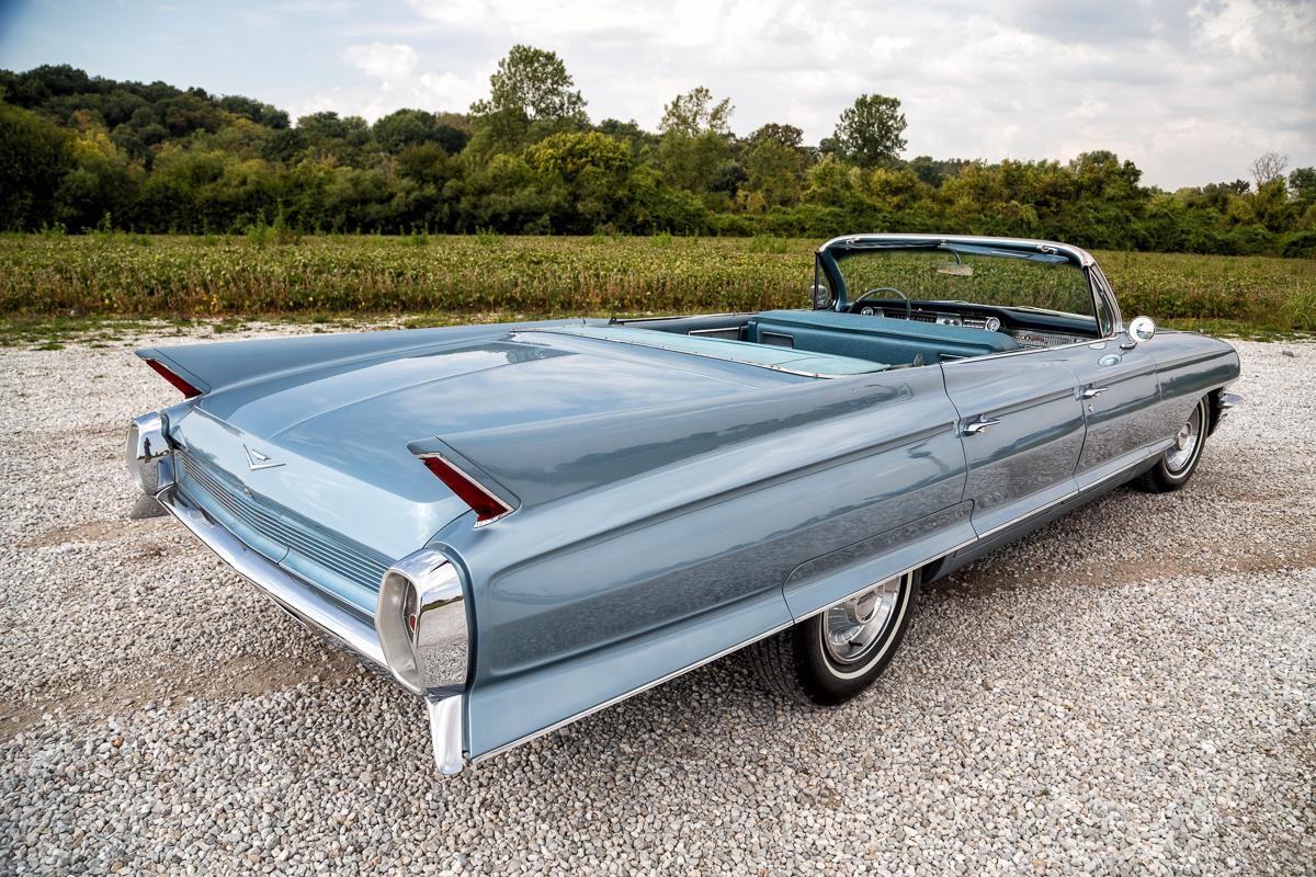 1962 Cadillac DeVille | Fast Lane Classic Cars