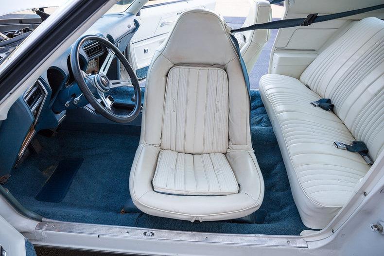 1975 Oldsmobile Hurst Cutlass