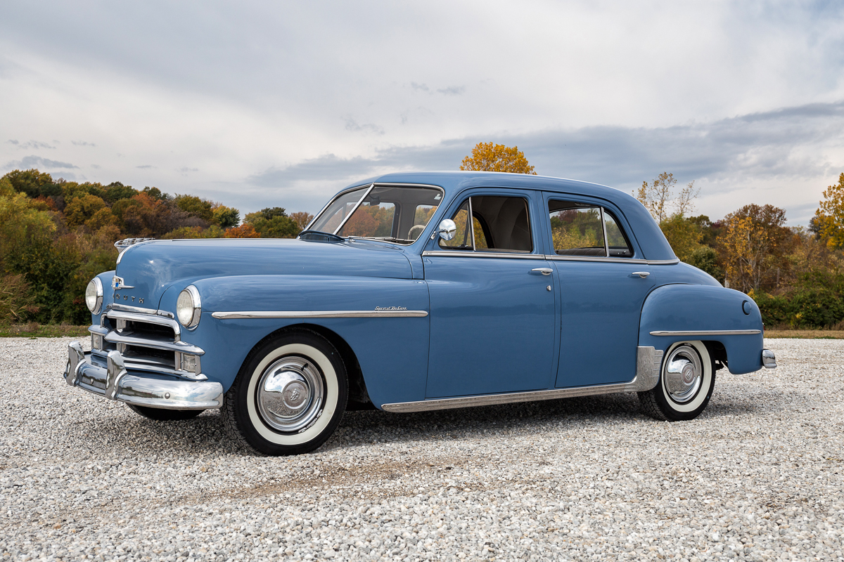 1950 Plymouth Special Deluxe Fast Lane Classic Cars