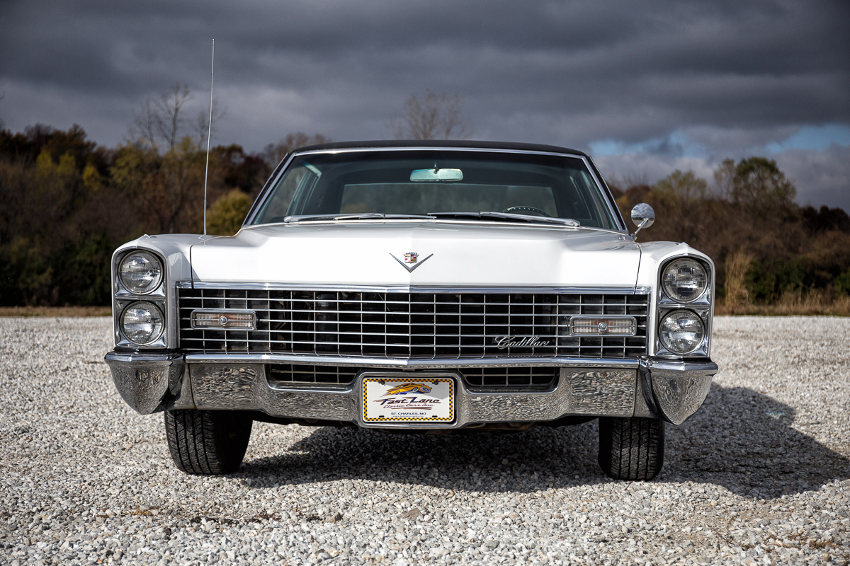 1967 Cadillac Coupe Deville Fast Lane Classic Cars
