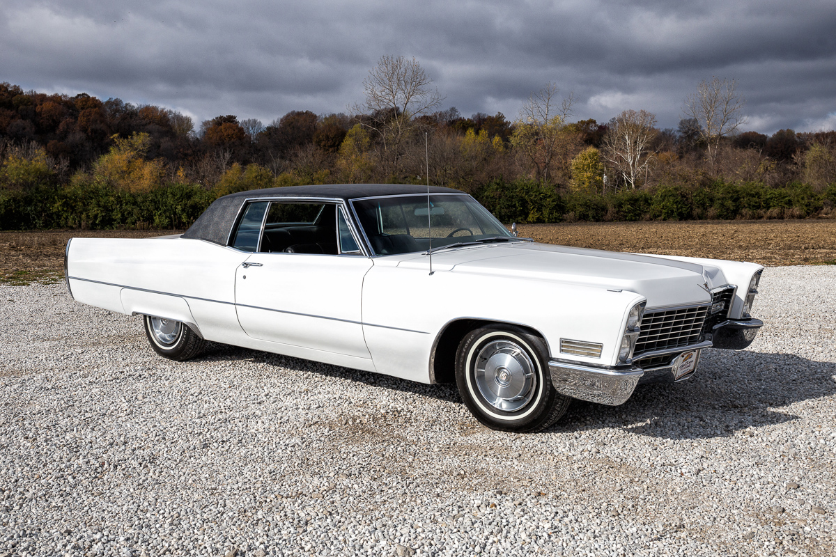1967 Cadillac Coupe DeVille | Fast Lane Classic Cars