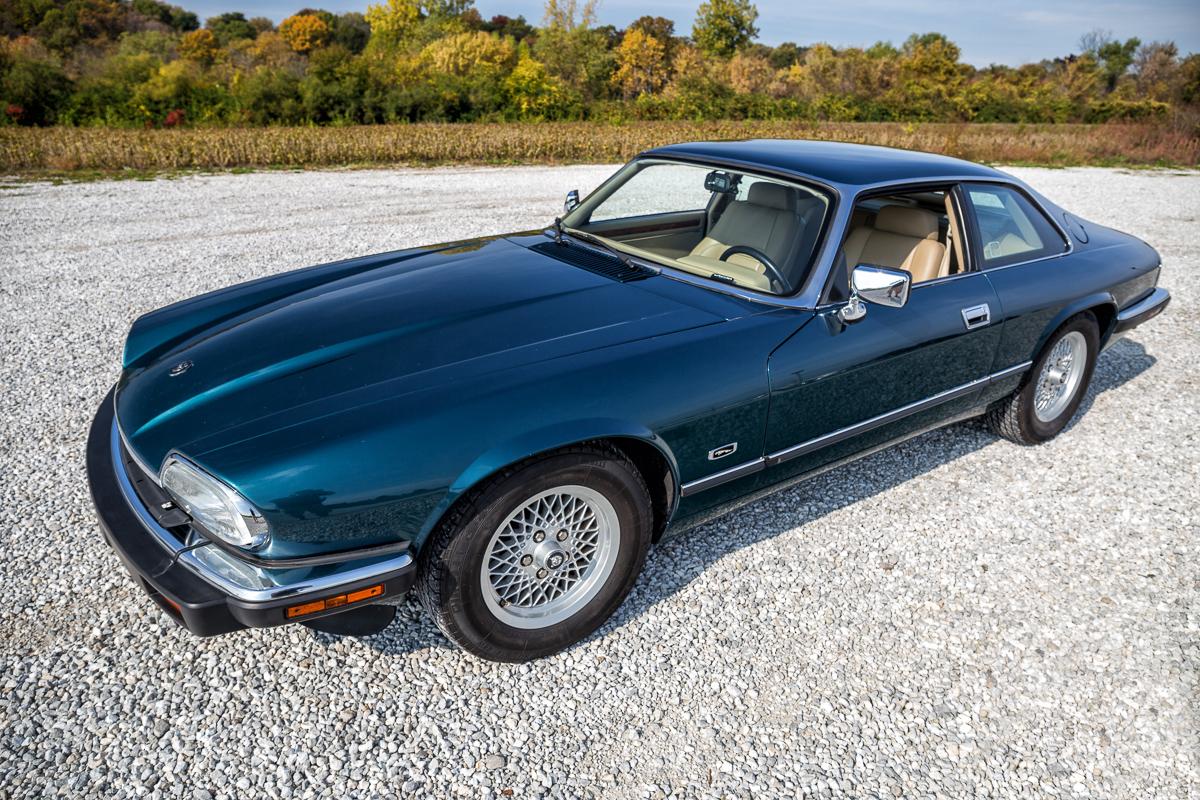 1993 Jaguar XJS   Fast Lane Classic Cars