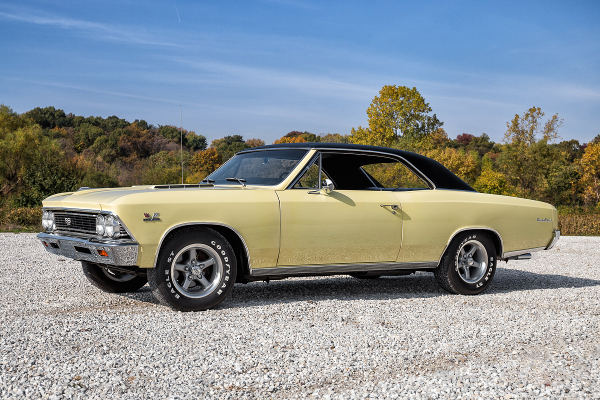 White Tire Paint >> 1966 Chevrolet Chevelle | Fast Lane Classic Cars