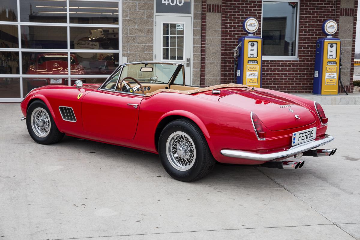 1960 Ferrari Modena Fast Lane Classic Cars