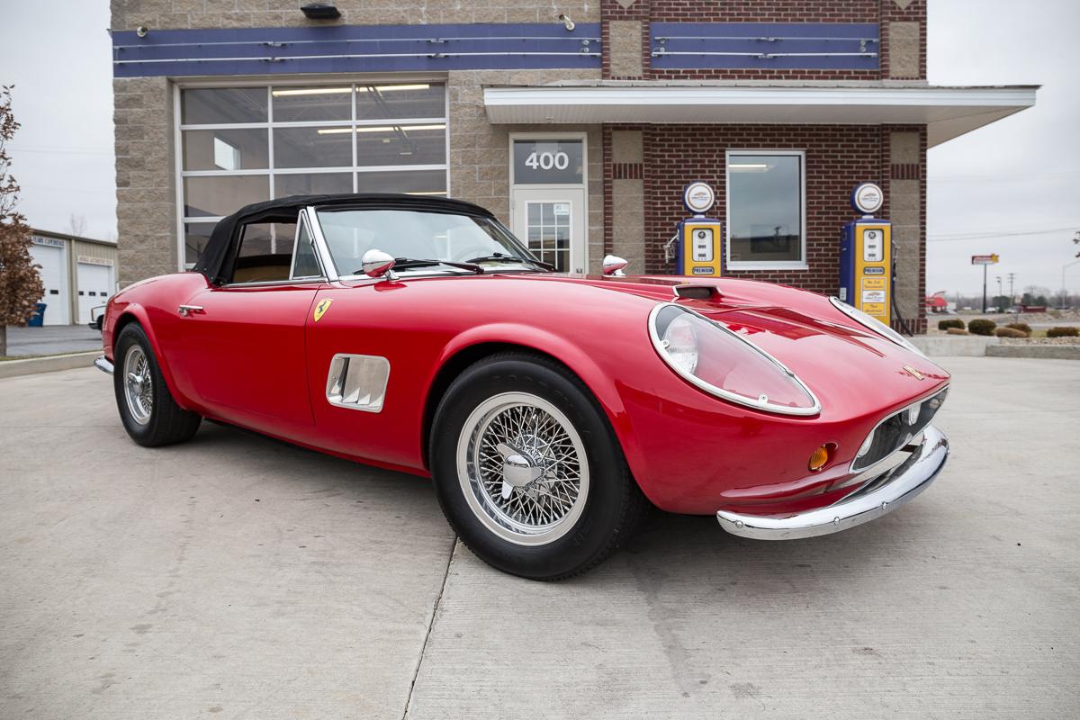 1960 ferrari modena | fast lane classic cars