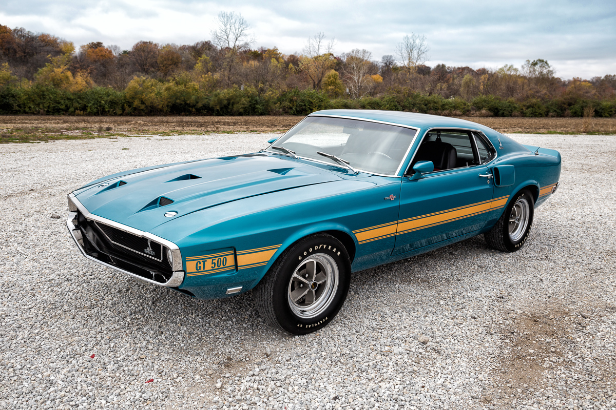 1969 Shelby Gt500 Fast Lane Classic Cars Ford Torino Gt 428 Co Jet