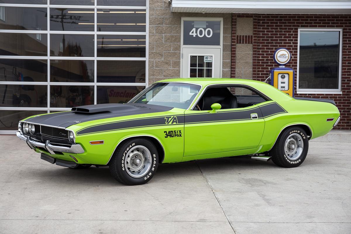 1970 Dodge Challenger | Fast Lane Classic Cars