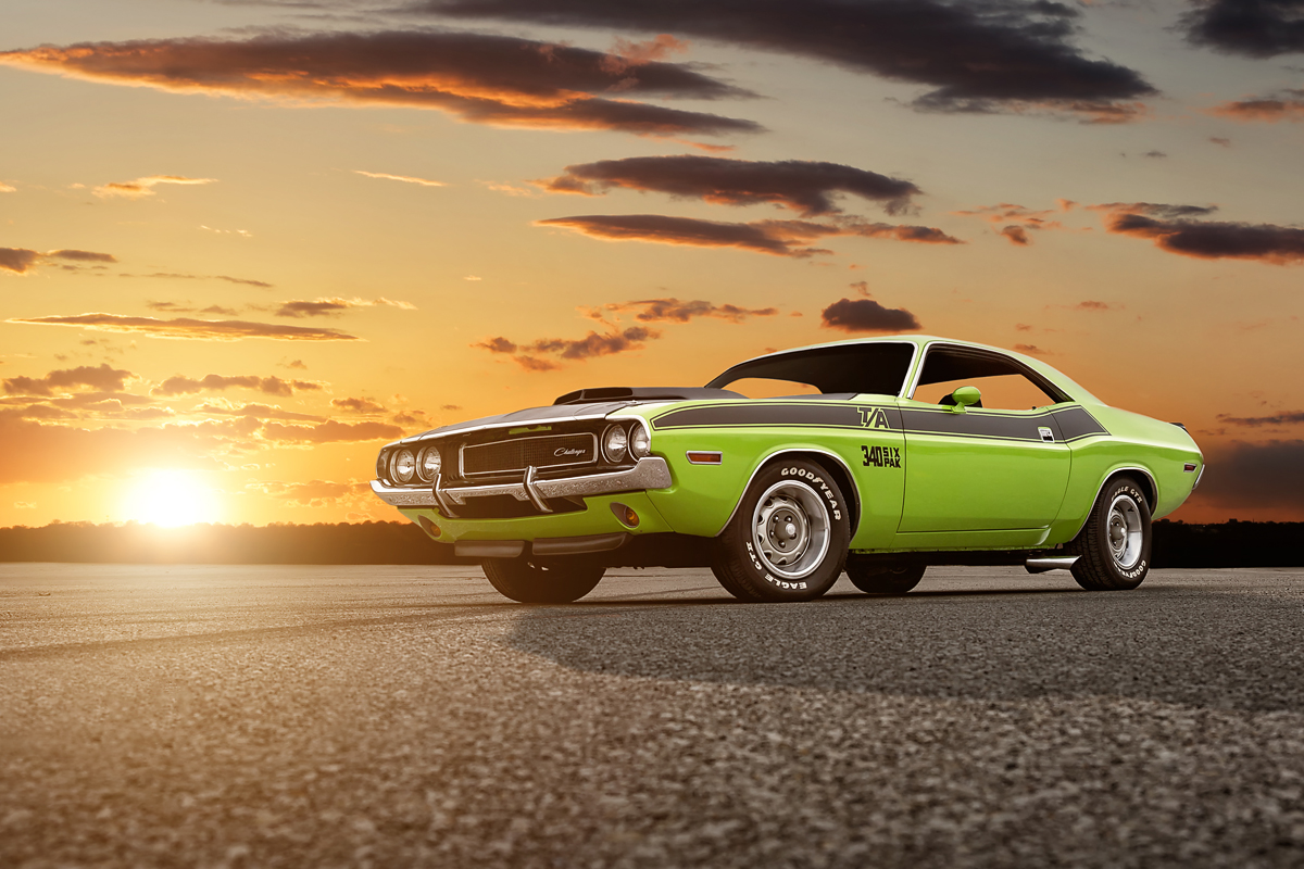 16684 1970 dodge challenger ta rs