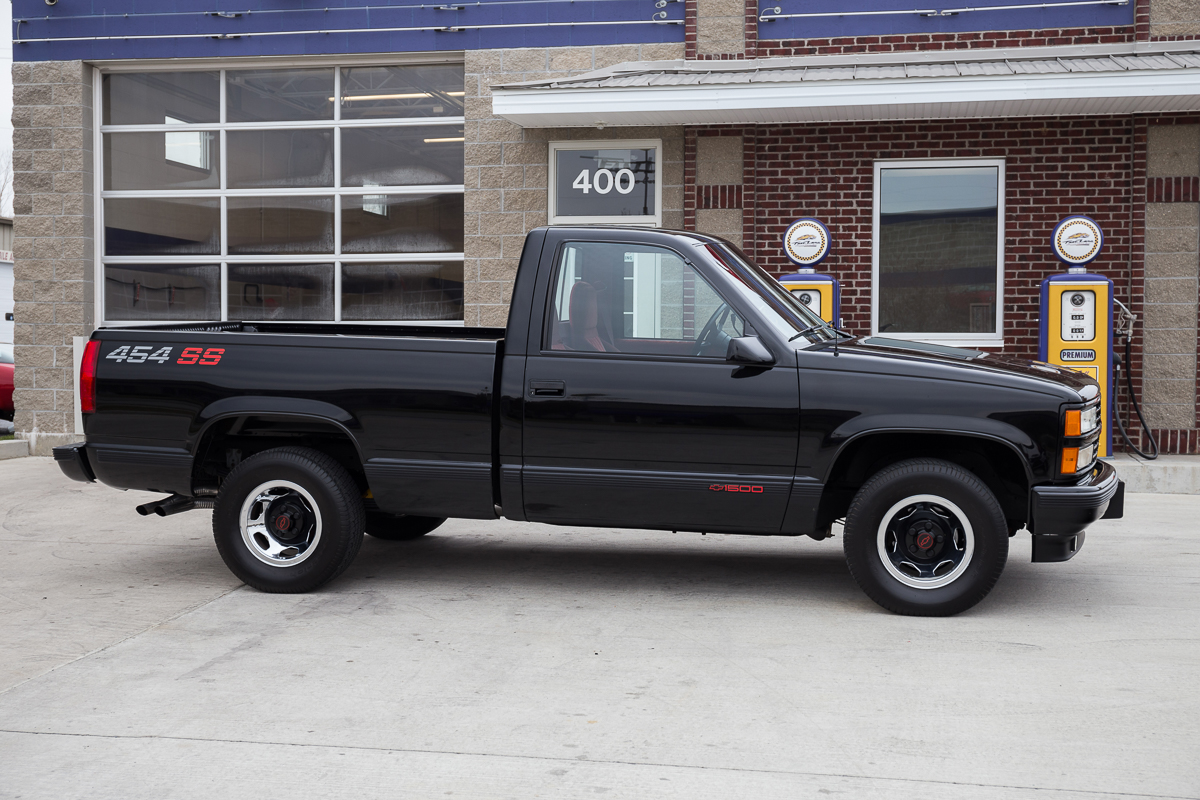 All Types single cab silverado ss : 1990 Chevrolet 454 SS Pickup | Fast Lane Classic Cars