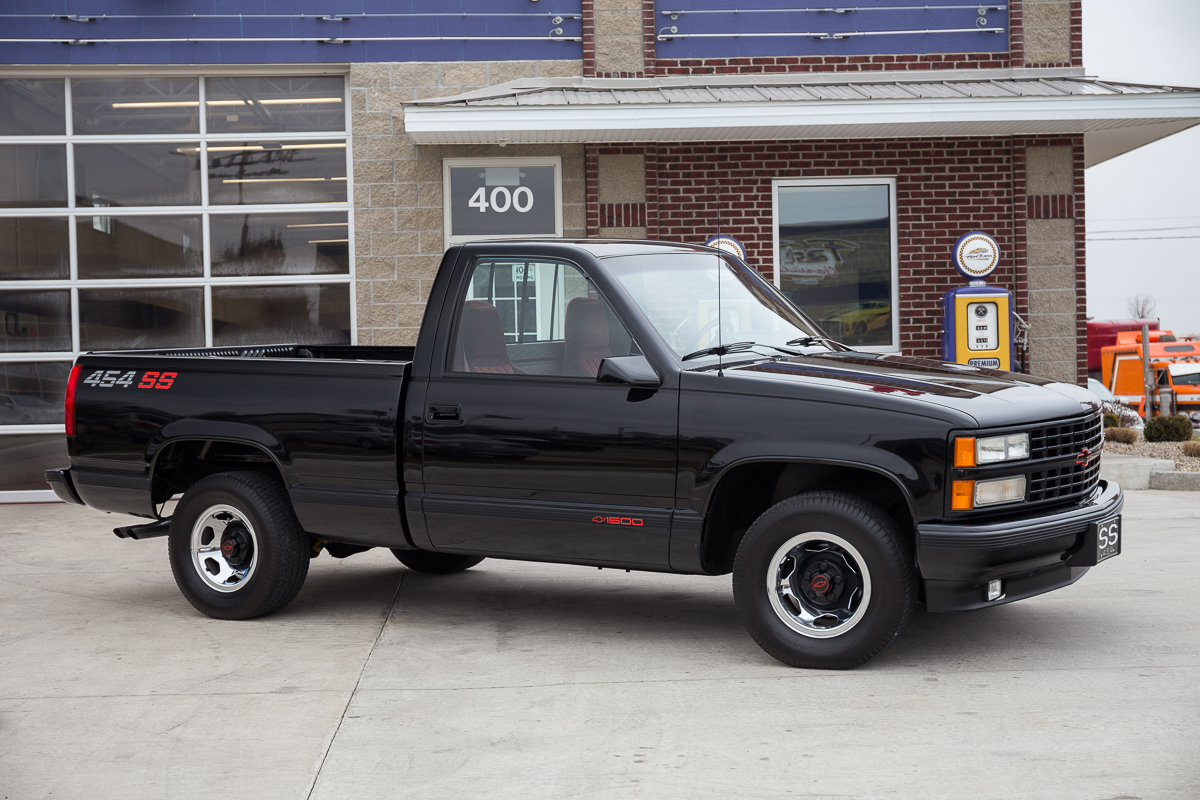 All Chevy 1991 chevy 454 ss for sale : 1990 Chevrolet 454 SS Pickup | Fast Lane Classic Cars