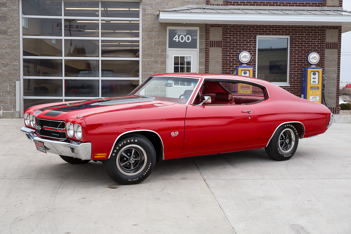 1970 Chevrolet Chevelle | Fast Lane Classic Cars