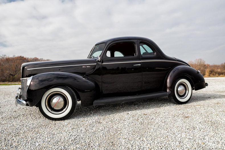 1940 Ford Coupe