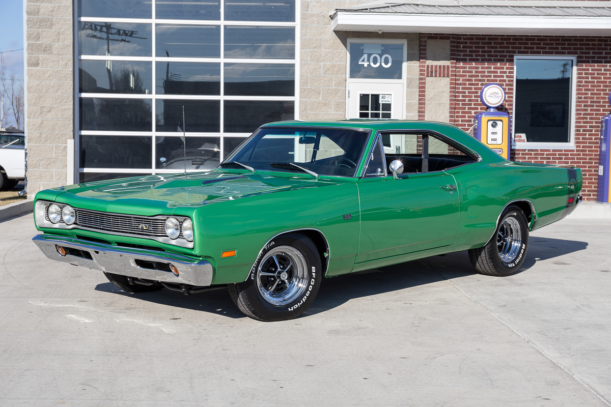 1969 Dodge Super Bee Fast Lane Classic Cars