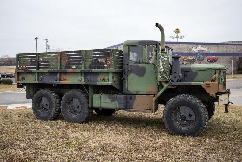 1997 AM General M35A3