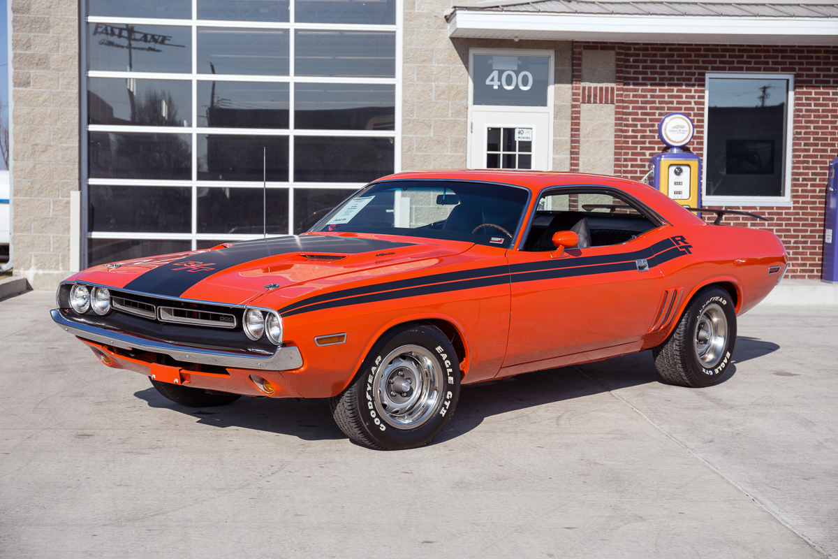 1971 Dodge Challenger | Fast Lane Clic Cars