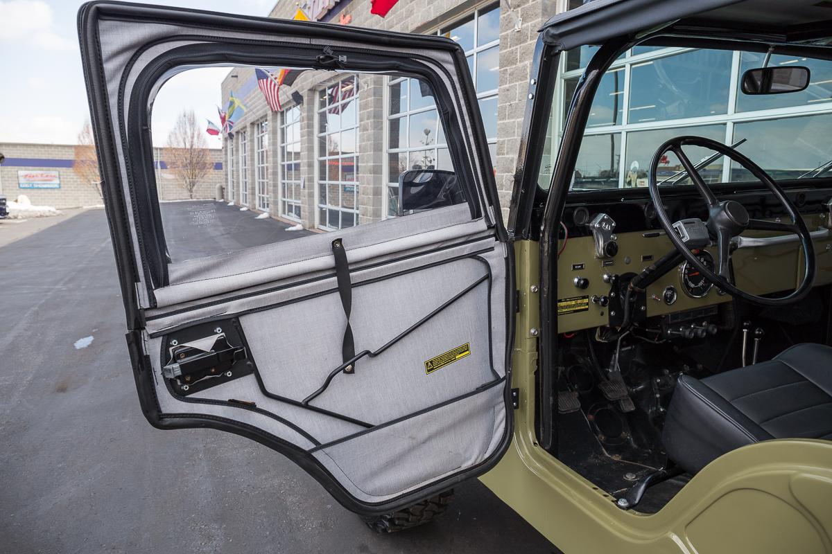 ... 1973 Jeep CJ5 ... & 1973 Jeep CJ5 | Fast Lane Classic Cars