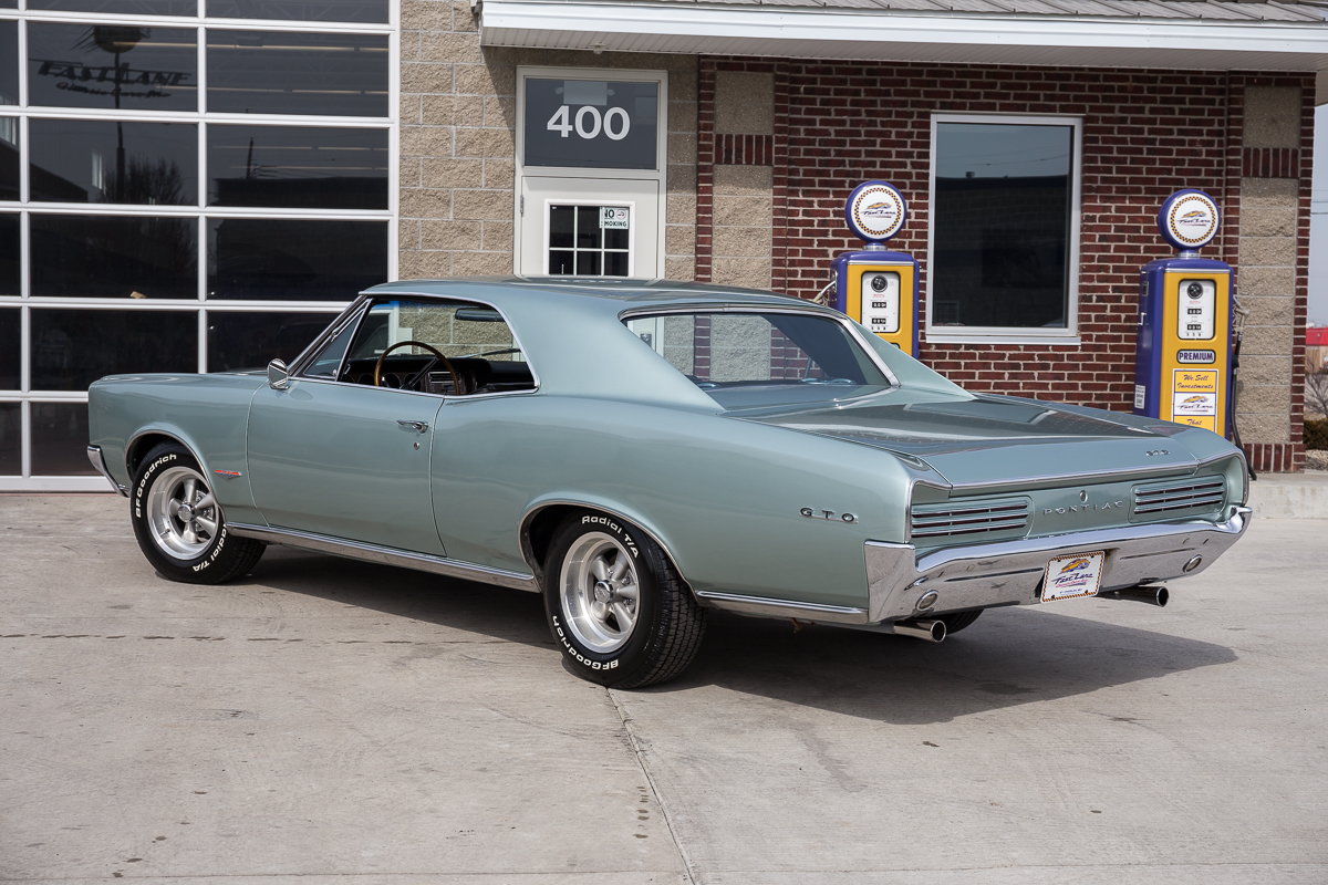 1966 pontiac gto fast lane classic cars for Pontiac gto coloring pages