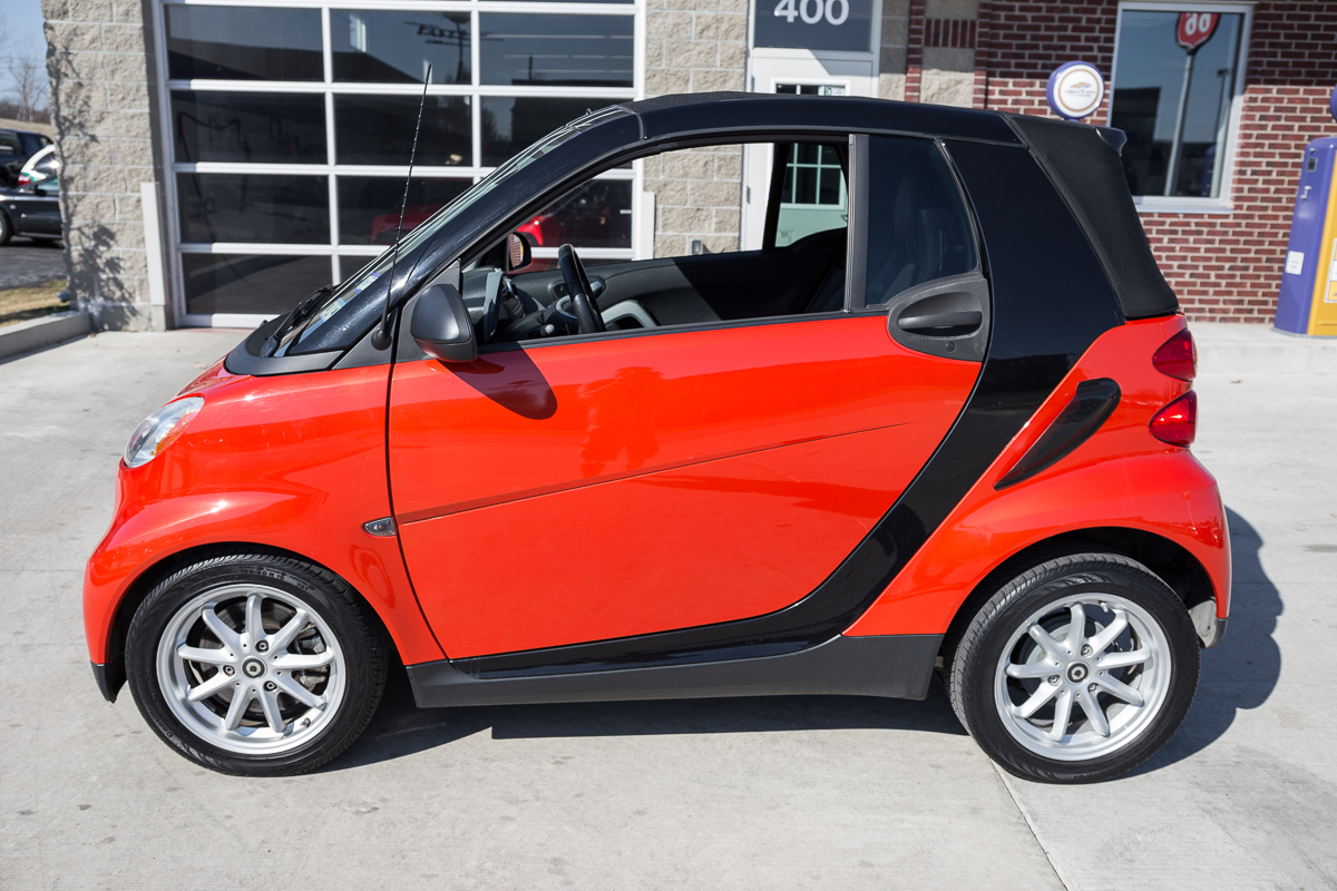 2008 smart fortwo fast lane classic cars. Black Bedroom Furniture Sets. Home Design Ideas