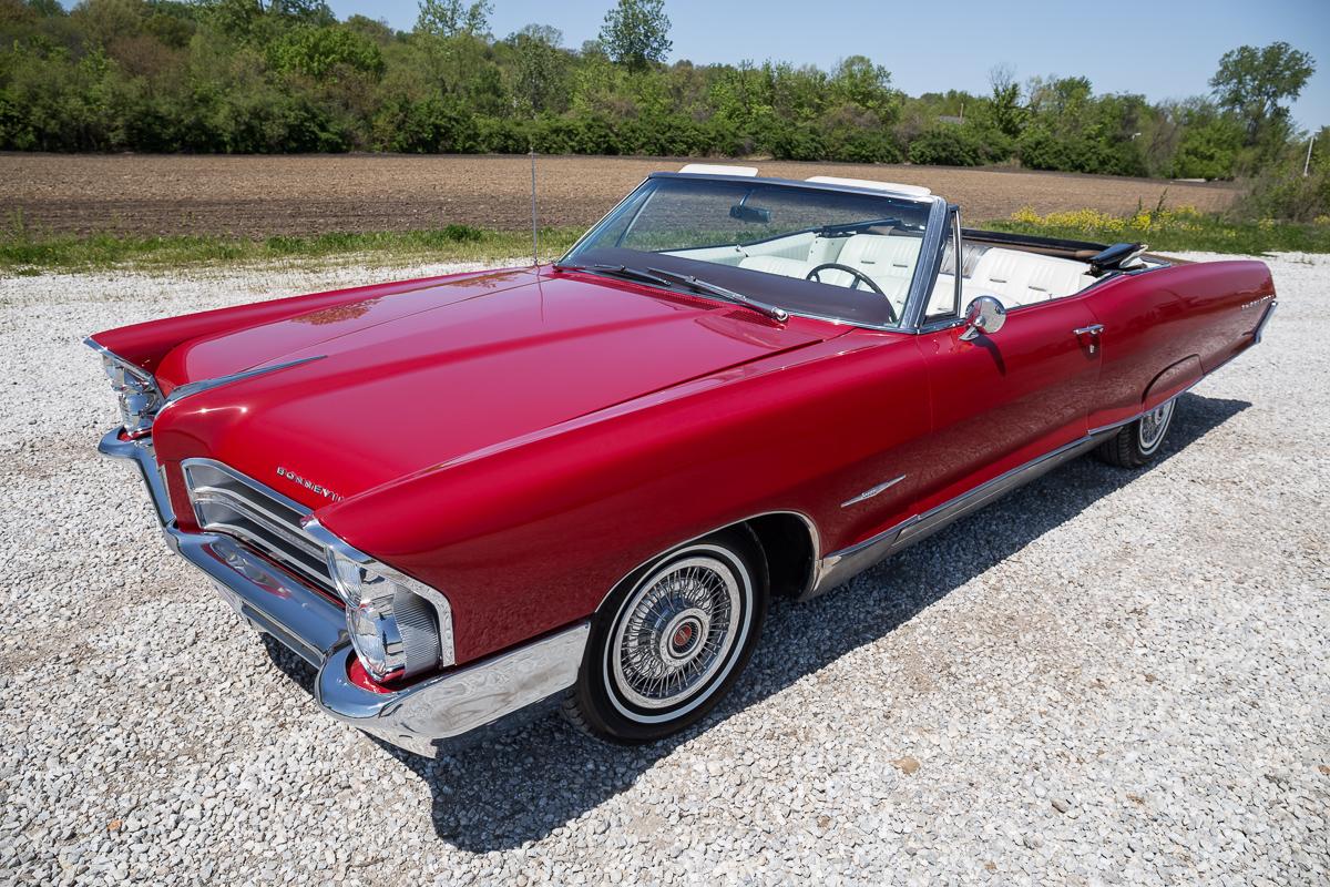 1965 Pontiac Bonneville Fast Lane Classic Cars