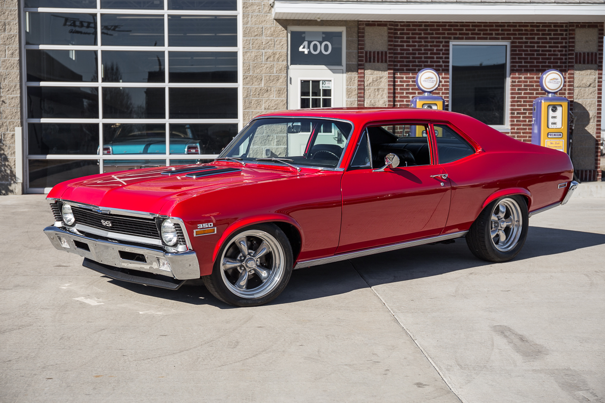 Most Popular Classic Chevy Cars