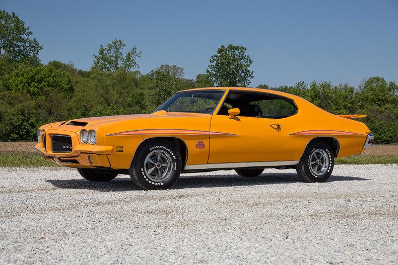 1971 Pontiac GTO