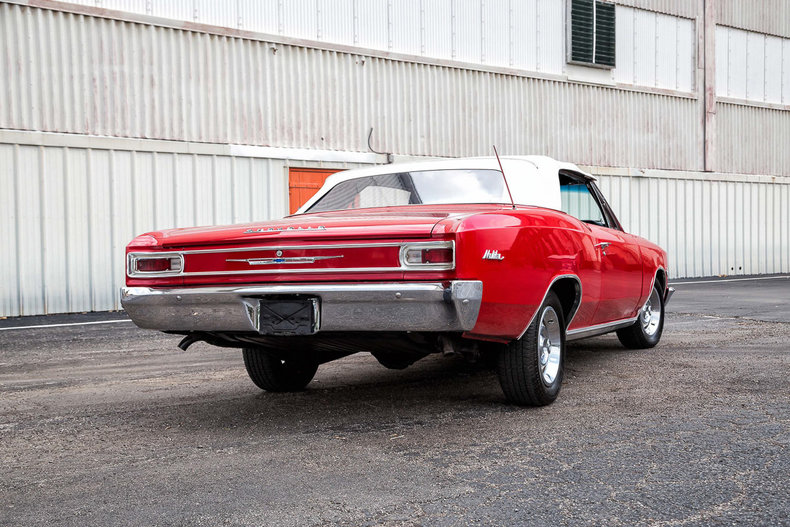 1966 Chevrolet Malibu