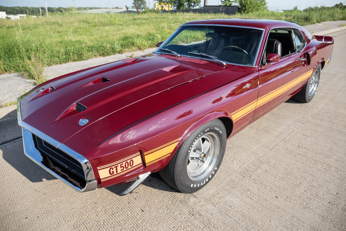 1969 Shelby Gt500 Fast Lane Classic Cars