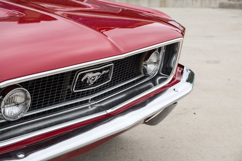 1968 Ford Mustang