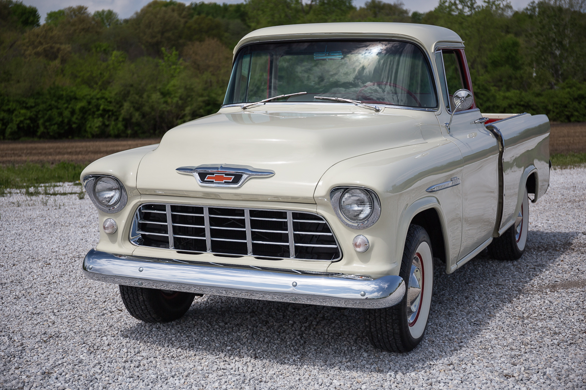 1955 Chevrolet Cameo | Fast Lane Classic Cars