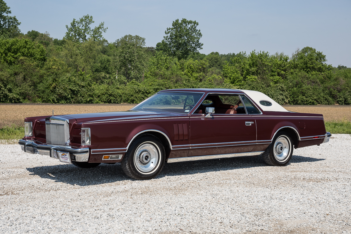 1978 Lincoln Mark V Fast Lane Classic Cars