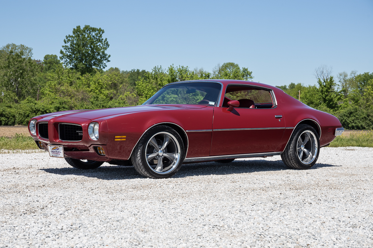 Modern Exterior Paint Colors 1973 Pontiac Firebird Fast Lane Classic Cars