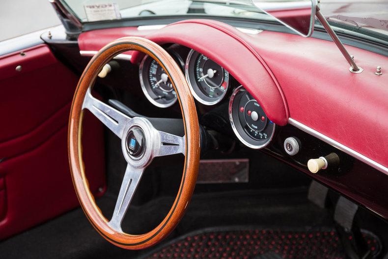 1967 Porsche Speedster