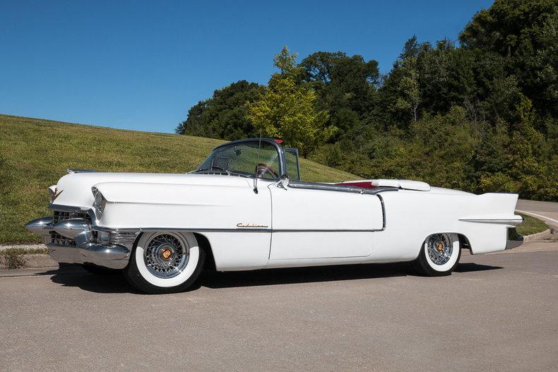 1955 Cadillac Eldorado Fast Lane Classic Cars