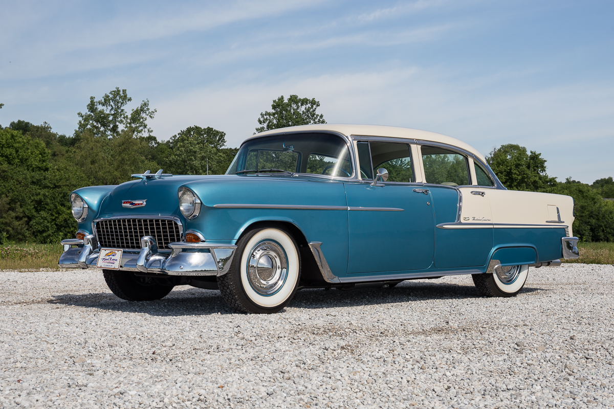1955 Chevrolet Bel Air | Fast Lane Classic Cars