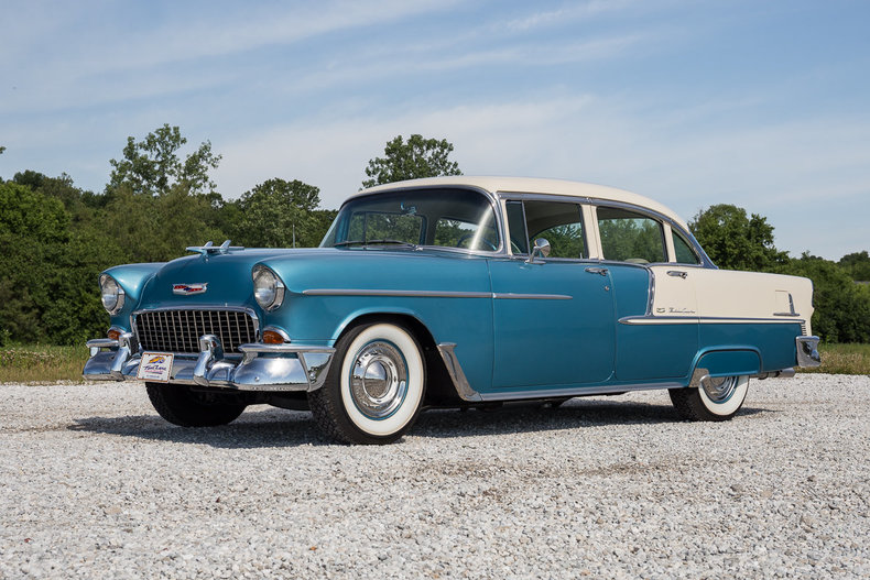 1955 Chevrolet Bel Air Fast Lane Classic Cars