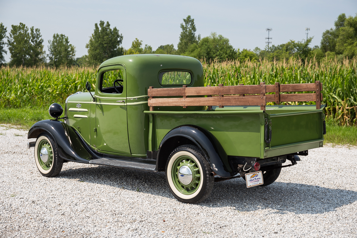 1936 Chevrolet Pickup Fast Lane Classic Cars