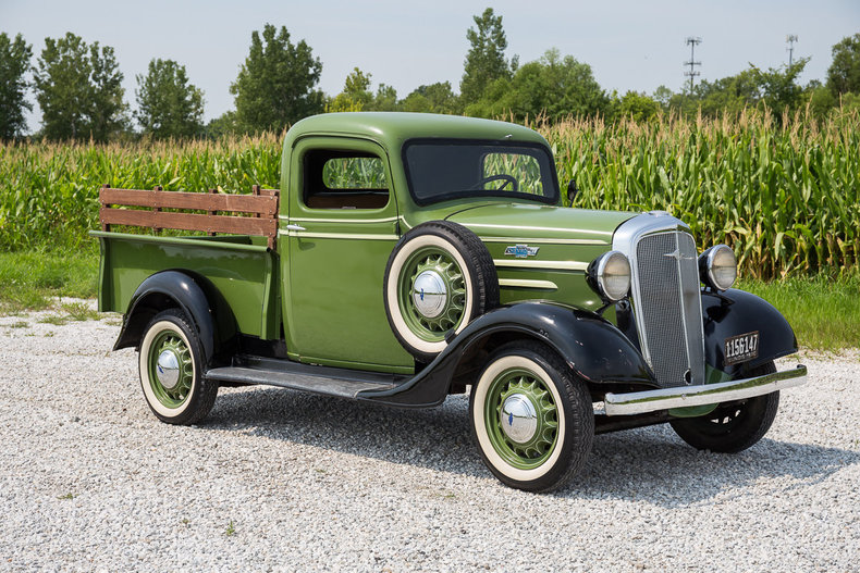 vintage truck beds mobley mo