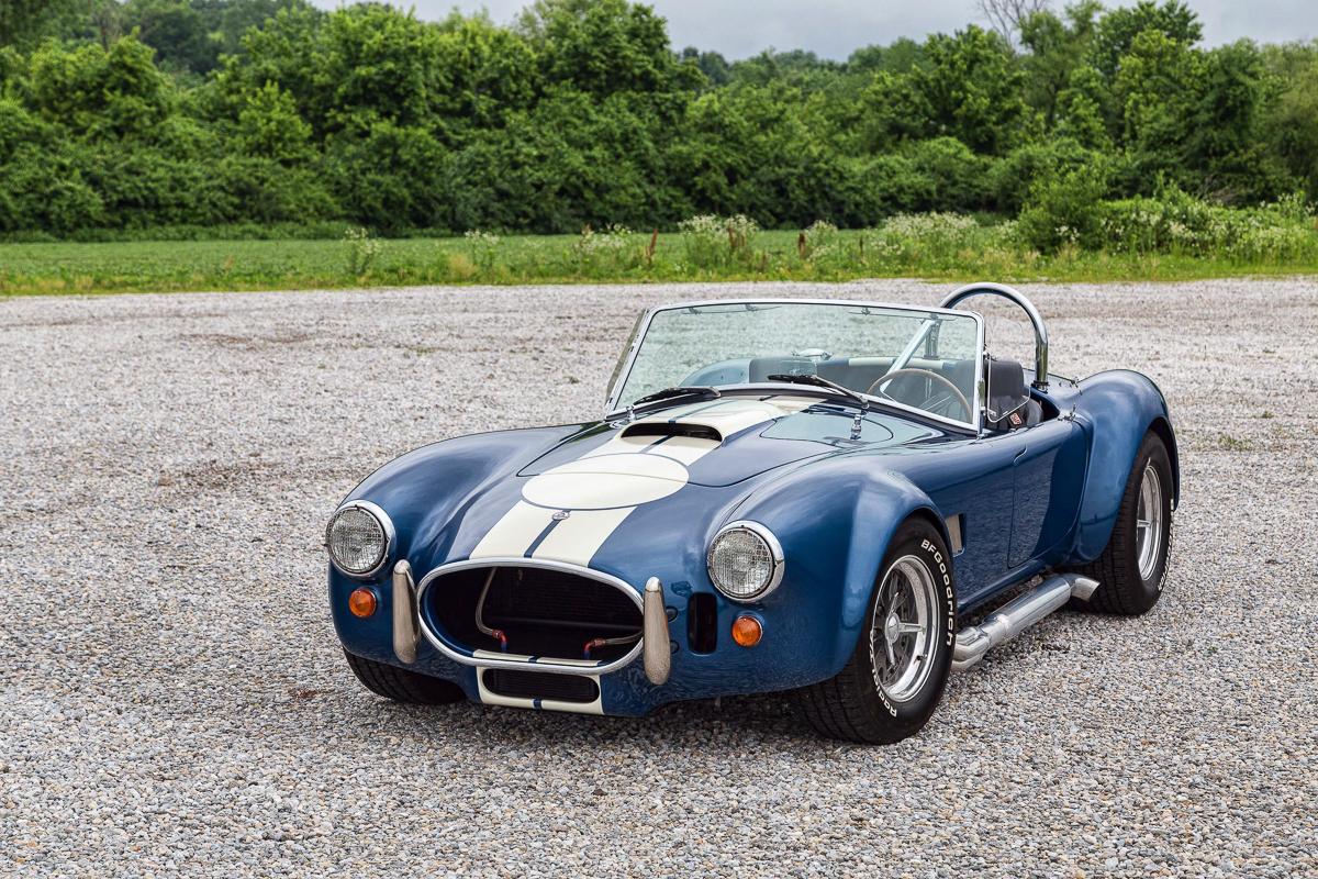 1966 Shelby Cobra Fast Lane Classic Cars