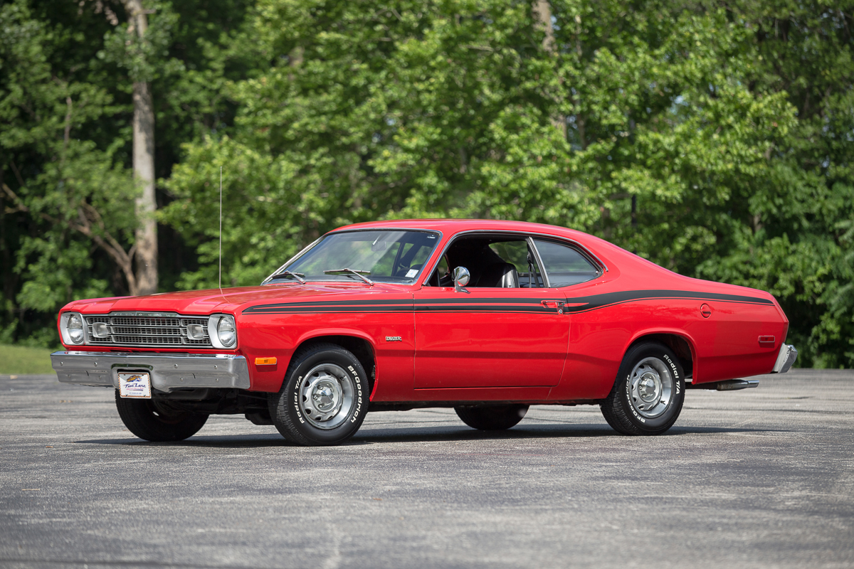 1974 Plymouth Duster Fast Lane Classic Cars