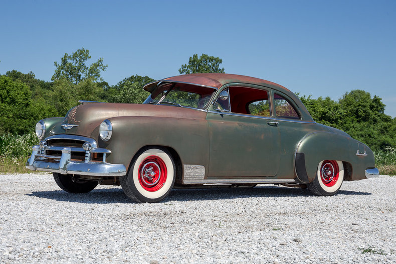 1950 Chevrolet Sport Coupe