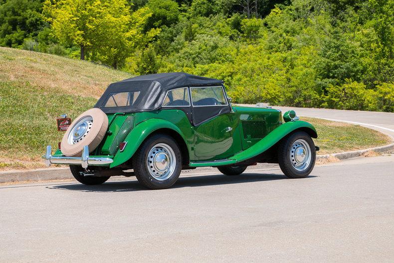 1951 MG TD