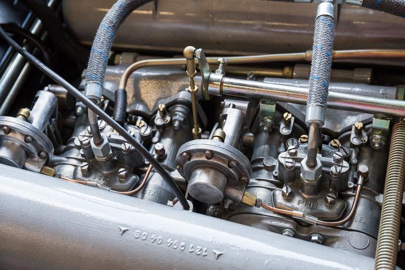 1962 Mercedes-Benz 190SL