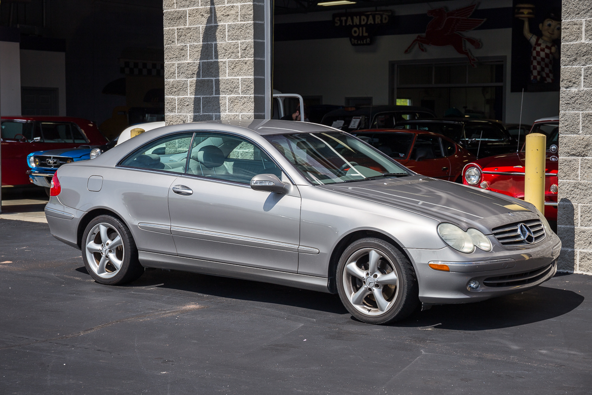 2005 mercedes benz clk320 fast lane classic cars for Mercedes benz st charles mo