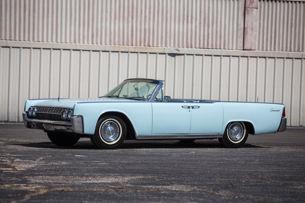 1962 Lincoln Continental | Fast Lane Classic Cars